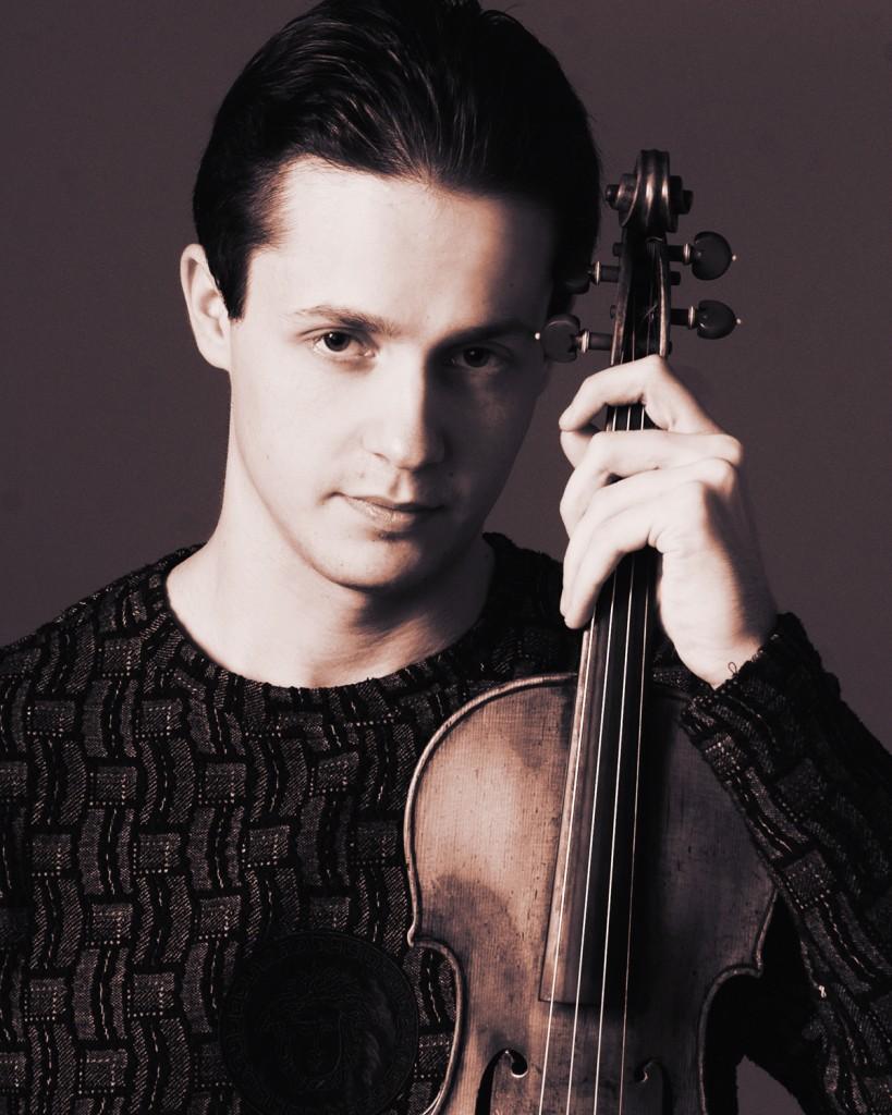 Stanislav Pronin - Photo by David Neuse